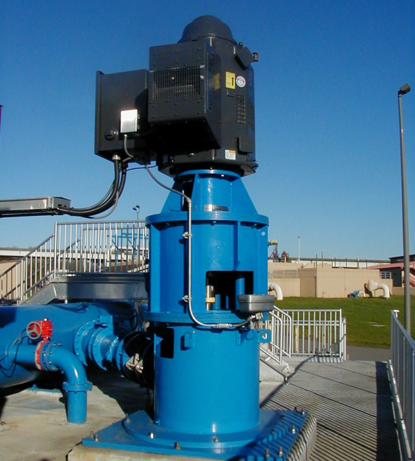 Desalination Pumps