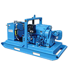 Hydraulic Power Recovery Pumps
