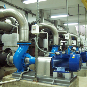 Wastewater Treatment Pumps