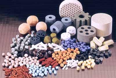 Homogeneous Heterogeneous Catalysts