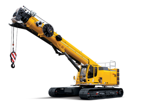 Telescopic Boom Crawler Cranes